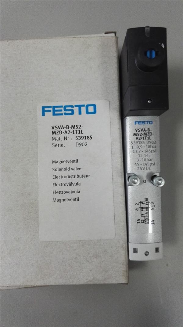 ONE FESTO solenoid valve VSVA-B-M52-MZD-A2-1T1L 539185
